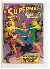 Superman 1st Edition Good Grade Comic Books