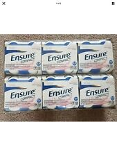 Ensure Compact - strawberry Drinks - 125 ml bottles X 12