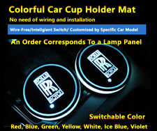 1pcs Car Multicolor LED Lighting Lamps Light For Rolls-Royce Interior Lights