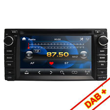 6.2 inch head unit CAR DVD GPS Player Stereo navi For 2012-2013 Toyota Hilux DAB