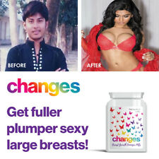 CHANGES BREAST GROWTH FEMINIZER PILLS  - TRANSGENDER PUERARIA BIG BOOBS PILL