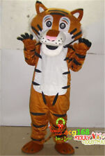 Tiger Mascot Costume Cartoon Suits Cosplay Tane Mahuta Party Dress Outfit Unisex