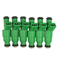 6 PCS FUEL INJECTORS SUIT For Holden Statesman Commodore V6 3.8L 0280155777