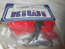 Kiwi K 14 Visier Meachanik Seitendeckel in Rot