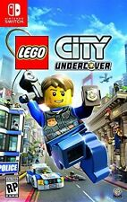 Lego City Undercover (2017, Video Game New) 883929580224