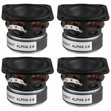 "Eminence Alpha 2-8 2"" Full-Range Speaker 4 Pack"