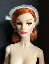 Poppy Parker Ginger Gilroy Friend or Foe NUDE EXCELLENT W Club Exclusive