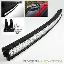"54"" Curved 312W Off Road Combo Beam LED Driving Light Bar Jeep/4x4/UTV/Truck/4WD"