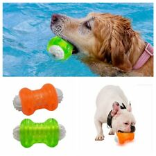 Aggressive Chew Toys for Dogs Floating Tough Rubber Large Pet Dog Squeaky Toys