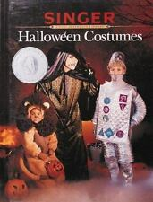 Halloween Costumes (Singer Sewing Reference Library)-ExLibrary