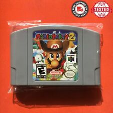 Mario Party 2 - For Nintendo 64 Video Game Cartridge For N64 Console US Version
