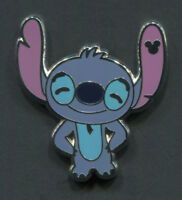 Disney Pin STITCH COMPLETER 2018 Hidden Mickey WDW Stitch Expressions Collection