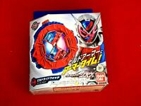 Masked Kamen Rider Zi-O DX Build Ride Watch BANDAI Japan import