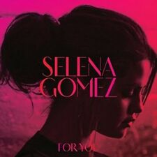 Selena Gomez ‎– For You CD NEW 2014