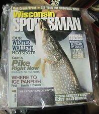 Wisconsin Sportsman magazine Full Year 2006