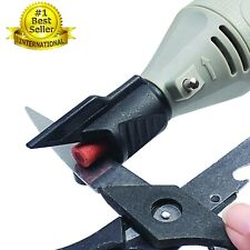 Sharpener Guide Adapter Attachment Dremel Rotary Power Tools Drill Accessories