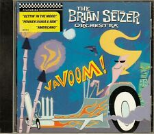 THE BRIAN SETZER ORCHESTRA : VAVOOM! / CD