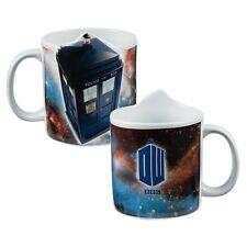 16001 Dr. Who Tardis 3D 20oz Ceramic Mug Coffee Cup Tea Sci Fi BBC Tv Show