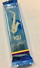 Vandoren V21 Alt Sax Saxophon einzeln. Blatt Reed Alto Saxofon