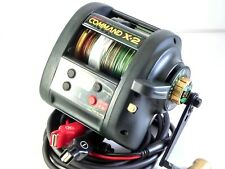 Miya Epoch COMMAND X-2 CX-2 Big-game Electric reel + Used PE line Very good!