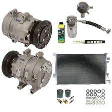 New A/C Compressor & Condenser KIT Fits: 1998 - 2002 Camaro / Firebird V8 5.7L