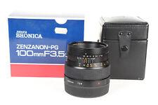 Zenza Bronica Zenzanon-PG 100mm F/3,5 für GS-1 - Vom Fachhändler