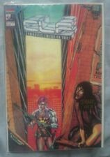 James O'Barr Signed #1 CYBERNETIC LIBERATION FRONT Comic *RARE* 1994 The Crow