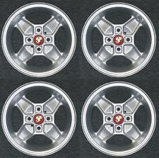 Fiat 124 Cromodora CD30 Rim Complete Set , Fiat X1/9 , Fiat 850, Fiat 128