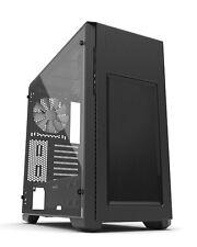 Phanteks Enthoo Pro M Acrylic Mid Tower 2 X USB 3.0 Satin Black Full Acryli