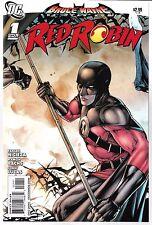 Batman Bruce Wayne The Road Home '10 Red Robin 1 VF A4