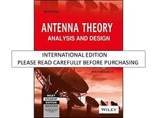 Antenna Theory: Analysis & Design, 3rd ed. by Constantine A. Balanis