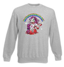Brainbows III Sweatshirt Pullover Unicorn Zombie Brains Fun Geek Nerd Unicorns