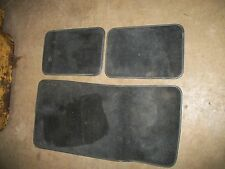 FLOOR MATS FOR 2011 CHEVROLET COLORADO - USED