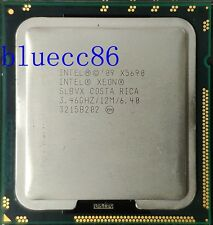 Intel Xeon X5690 SLBVX 3.46GHz 6 Core 6.4GT/s 12MB 1333GHz LGA1366 CPU Processor