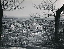 MONTREAL c. 1950 - Vue sur le Centre Canada - DIV222