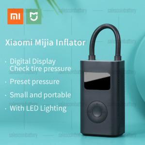 Xiaomi Digital Tyre Inflator Portable Air Compressor Bike Tire Pump stock in Mel