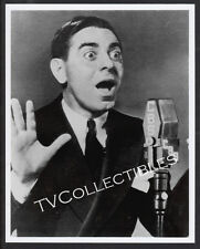 8x10 Photo~ Comedian Entertainer EDDIE CANTOR ~Radio Headshot Close-up