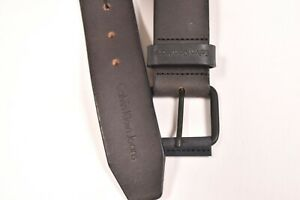 Calvin Klein Jeans Men Leather Belt Size 85
