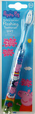Peppa Pig Light Up Battery Operated Electric Toothbrush