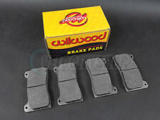 Wilwood 7812 BP10 Brake Pads for DPHA Billet Dynalite Dynapro Lug Mount Calipers