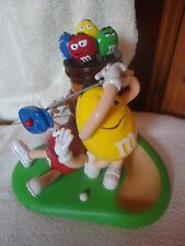 M&M Spender - Candy dispenser GOLF Figur Süßigkeitenspender wNeu
