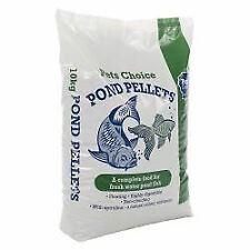 Pets Choice Pond Pellets - 10kg - 221880