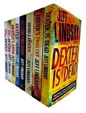 Novel Dexter Series Jeff Lindsay Collection 8 Books Set Darkly Dreaming Dexter