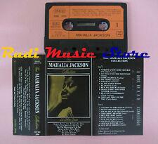 MC MAHALIA JACKSON The collection 1984 italy DEJA VU DV MC 2006 cd lp dvd vhs