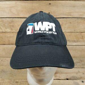 WPT World Poker Tour Poker Playing Hat T1