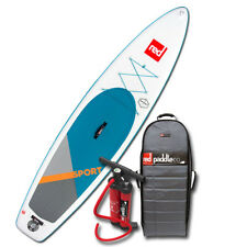 2018 Sport 11 Red Paddle CO MSL Inflatable Sup Paddle Board w/Titan pump/pack