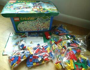 Lego Creator Tub #4120 - 603 pieces - 2001 NIB unopened VINTAGE