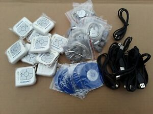 n Nidia Foxconn Remotes, Earbuds, USB Cables, Discs. 40 Pieces. Electronics