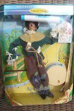 Mattel Wizard of Oz Barbie Doll - Ken as Scarecrow Hollywood Legends w/ Box