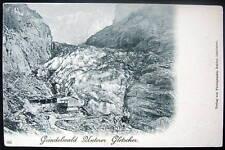 Switzerland~Schweiz~1900s Grindelwald Unterer Gletscher